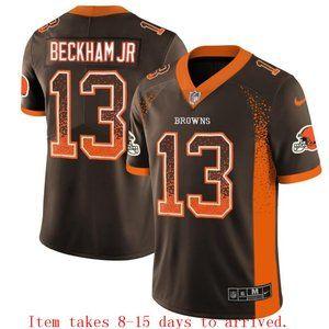 Cleveland Browns Odell Beckham Jr Drift Jersey